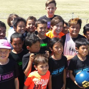 Honolulu Soccer Camp - Kahala