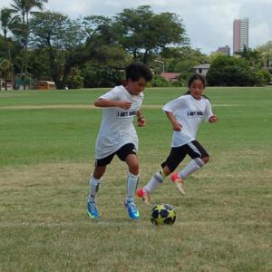 Honolulu Soccer Camp
