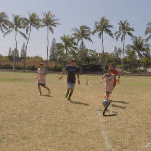 Soccer Camp Honolulu Kahala