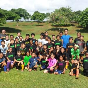 Hawaii Soccer Camp - Central Oahu