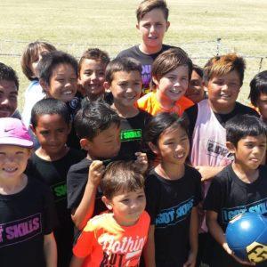 Honolulu Soccer Camp - Kahala
