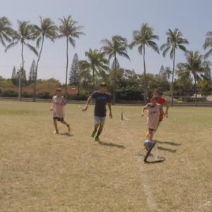Soccer Camp Honolulu Kahala