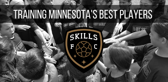 Training Minnesota's Best Young Soccer Players