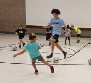 Habilidades de fútbol